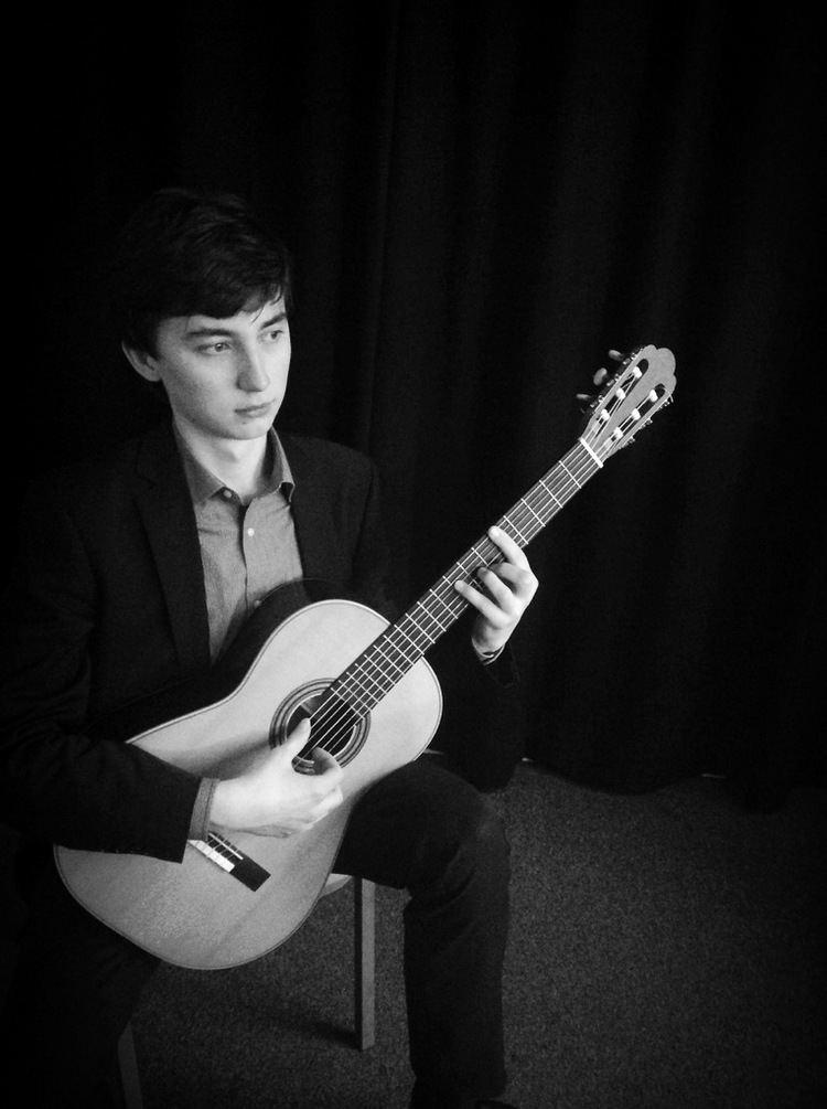 James Swarbrick JAMES SWARBRICK guitar Chethams Showcase Performer Profiles