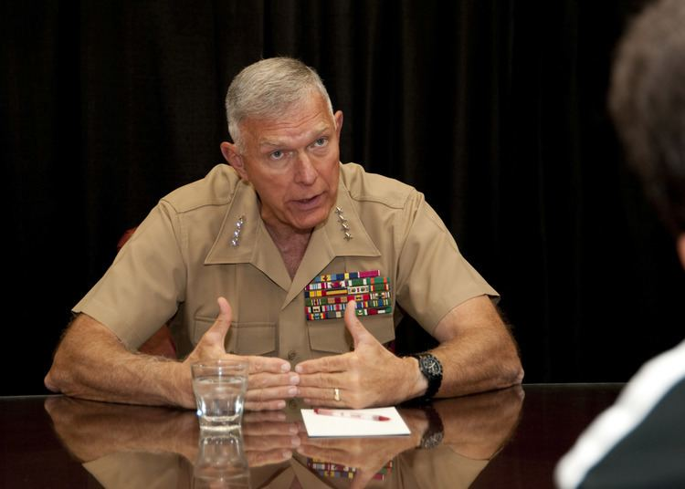 James T. Conway FileUS Navy 101005N1111N962 Gen James T Conway Commandant of