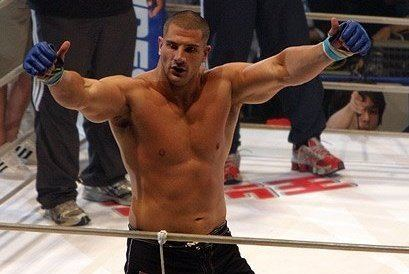 James Thompson (fighter) Welcome Mega Colossus James Thompson The MMA Community