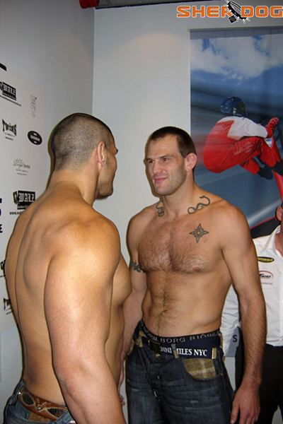James Thompson (fighter) John Olav quotThe Vikingquot Einemo MMA Stats Pictures News