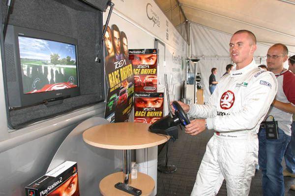 James Thompson (racing driver) BTCC Pages British Touring Car Championship