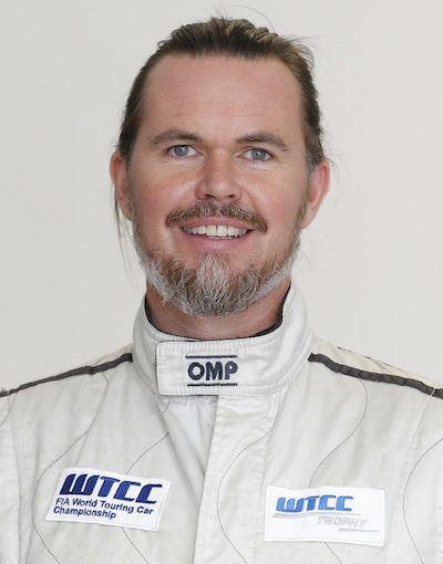 James Thompson (racing driver) James Thompson FIA WTCC
