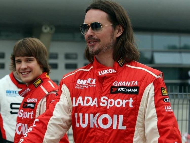 James Thompson (racing driver) James Thompson Hexathron Racing Systems