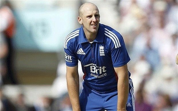 James Tredwell (Cricketer)