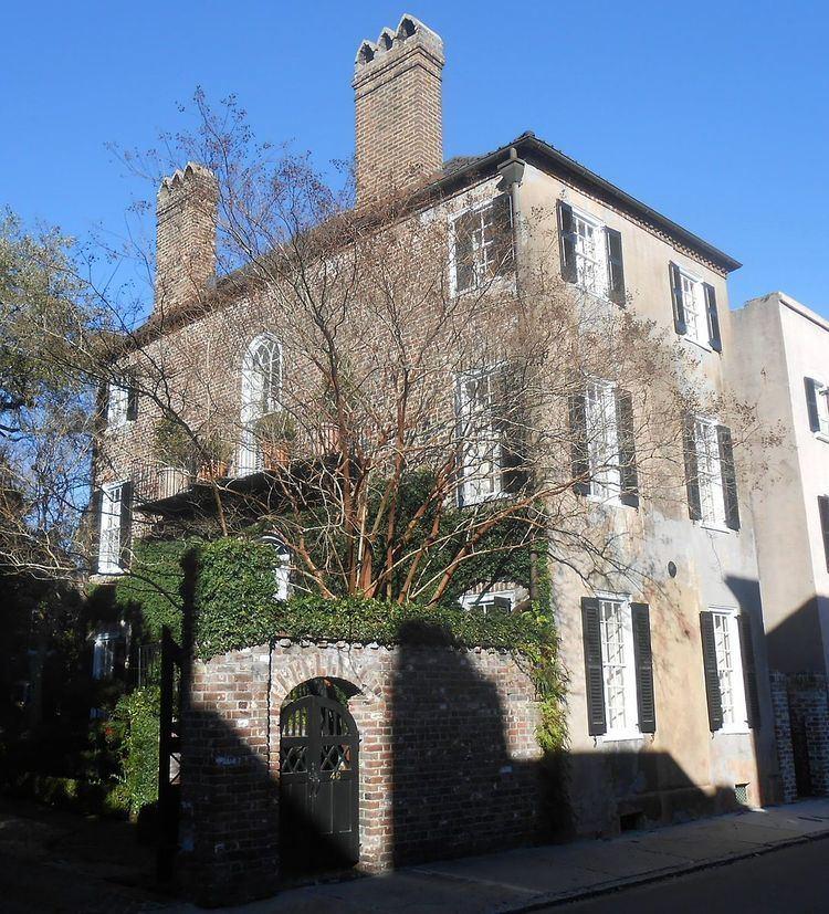 James Vanderhorst House