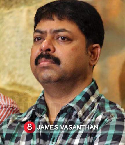 James Vasanthan 1st OCTOBER JAMES VASANTHAN BORN Film Bio