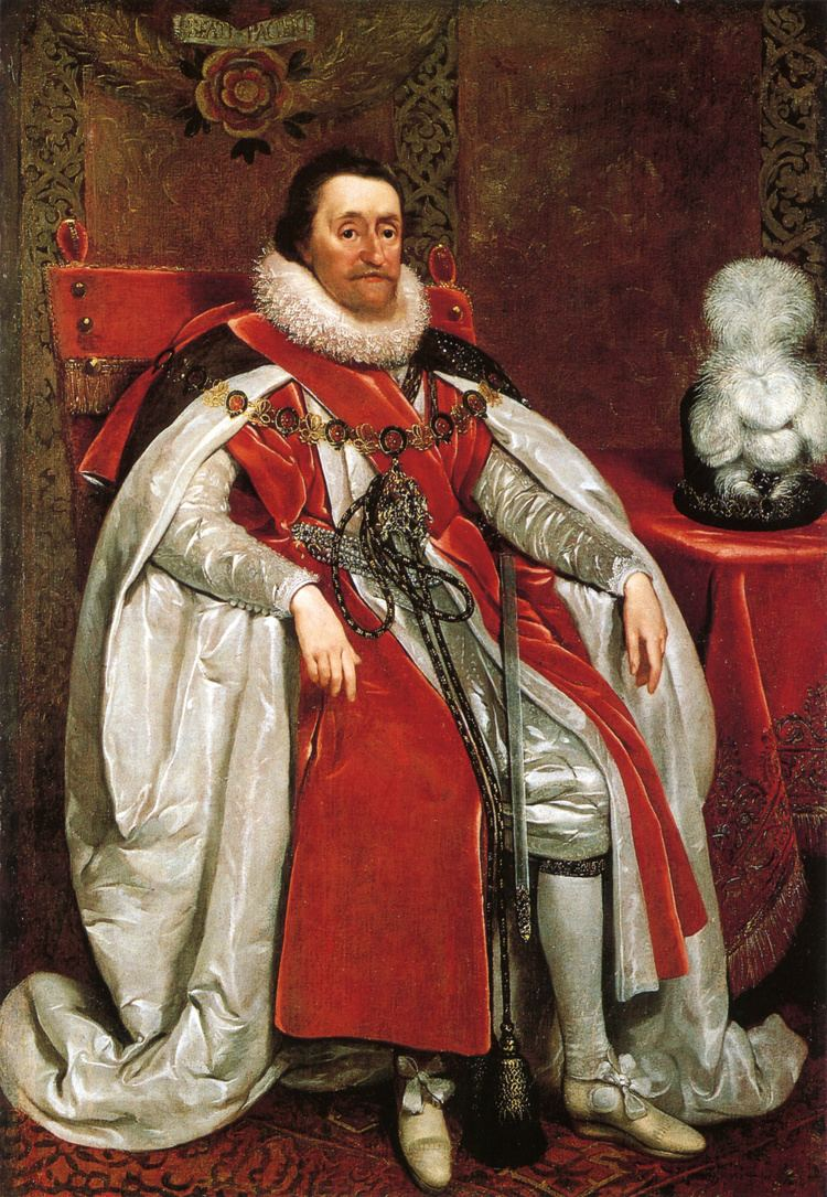 James VI and I James VI and I Wikipedia the free encyclopedia