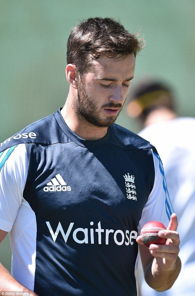 James Vince Jonathan Trott and James Vince share century stand to keep