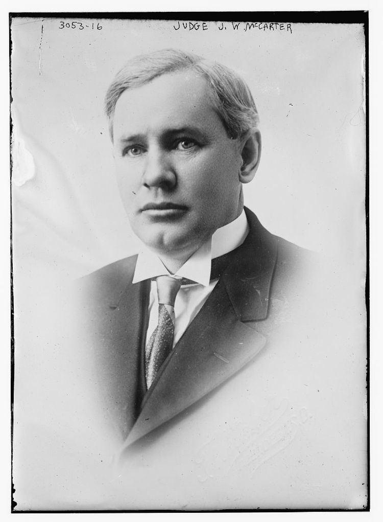 James W. McCarter