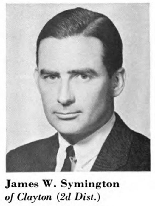 James W. Symington James W Symington Wikipedia