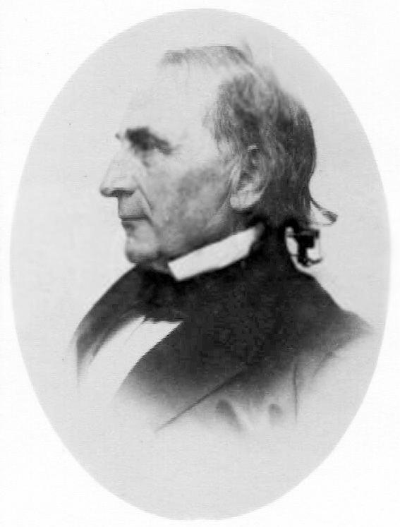 James Walker (Harvard)