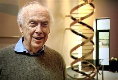 James Watson The Outrageous Slings and Arrows of James Watson Living the