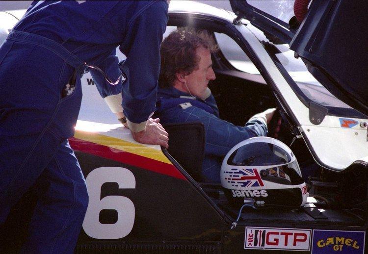 James Weaver (racing driver)
