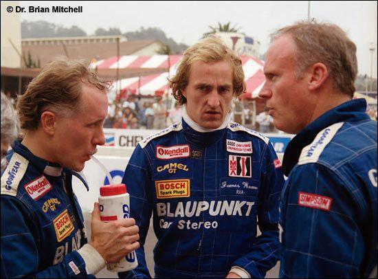 James Weaver (racing driver) James Weaver A Racing Life dailysportscarcom