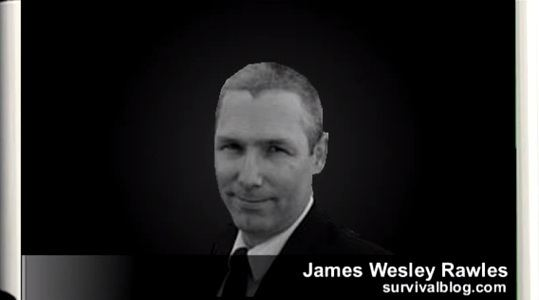 James Wesley Rawles 50 DieOff Of The Population Would Follow Full Scale Collapse