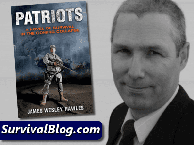 James Wesley Rawles James Wesley Rawles There is Great Cause for Concern About Our