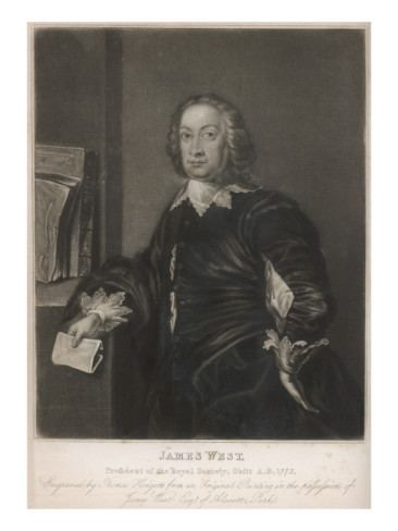 James West (antiquary)