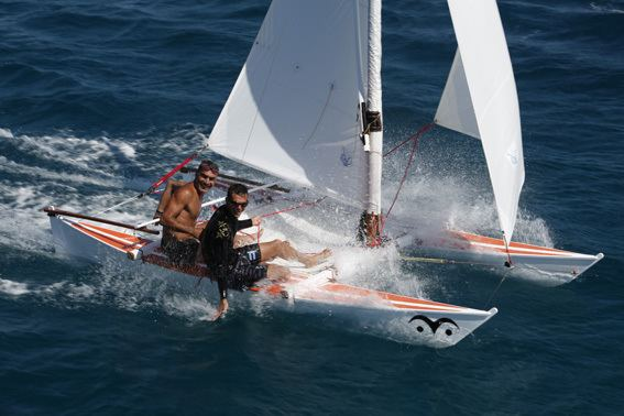 James Wharram James Wharram Designs Unique sailing catamarans selfbuild and