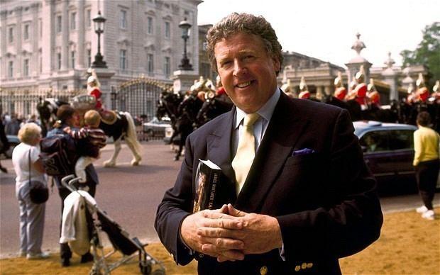 James Whitaker (journalist) Former Mirror journalist James Whitaker dies Telegraph