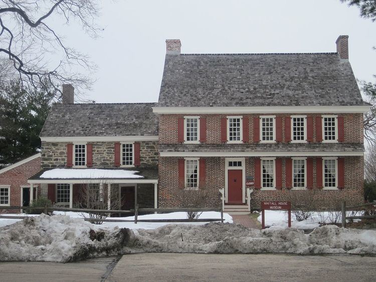 James Whitall Jr. House