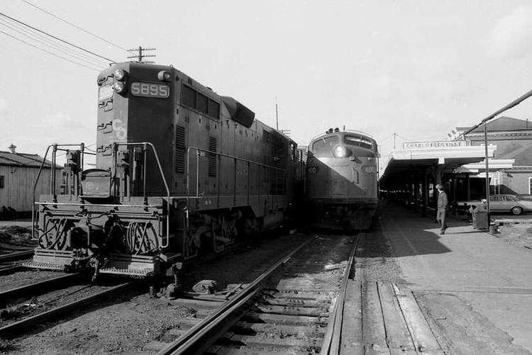 James Whitcomb Riley (train)