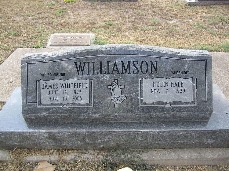 James Whitfield Williamson