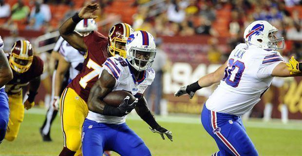 James Wilder NFL Noles Bills cut James Wilder Jr CBSSportscom