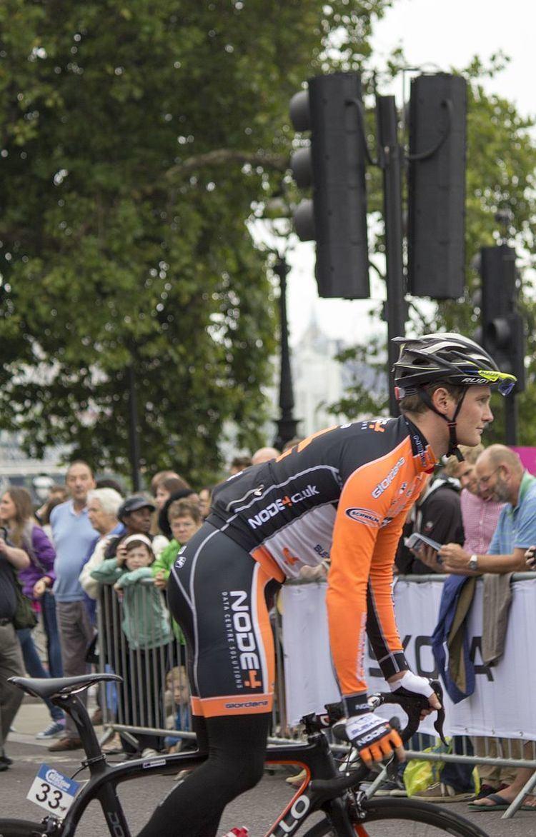 James Williamson (New Zealand cyclist)