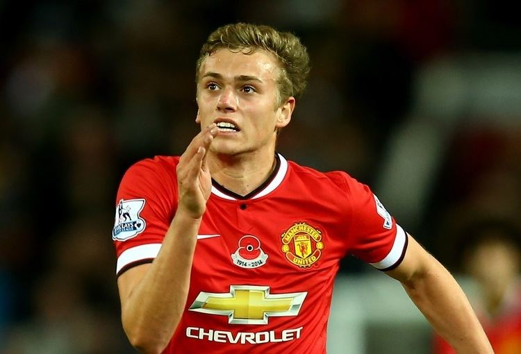 James Wilson Manchester United Tottenham and West Brom consider loan