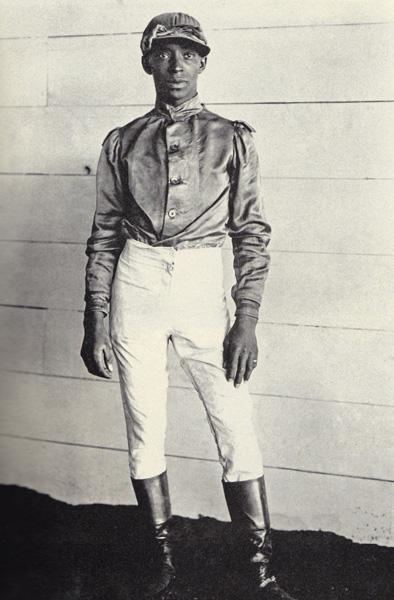 James Winkfield Black Time Travel Jimmy Winkfield Last African American