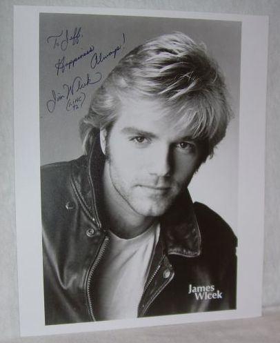 James Wlcek auctionaacsautographscom James Wlcek autographed 8x10 photo