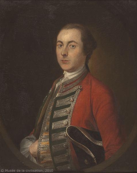 James Wolfe James Wolfe Personnages historiques relis Place