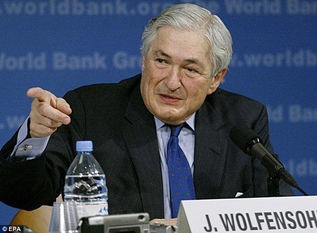 James Wolfensohn Sir James Wolfensohn The Australian banker who stepped in
