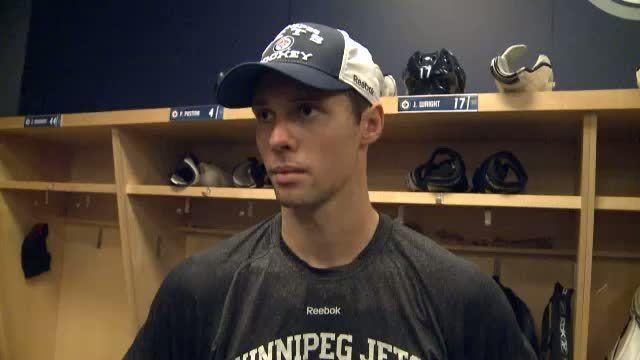 James Wright (ice hockey) Sept 27 James Wright Video NHL VideoCenter Winnipeg Jets