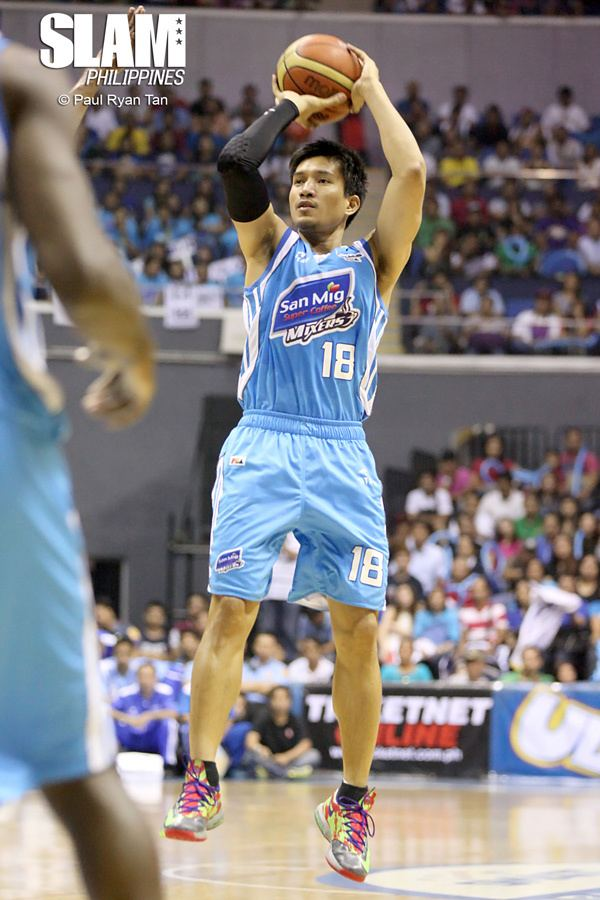 James Yap James Yap comes up BIG in Game 3 win over TNT SLAMonline Philippines