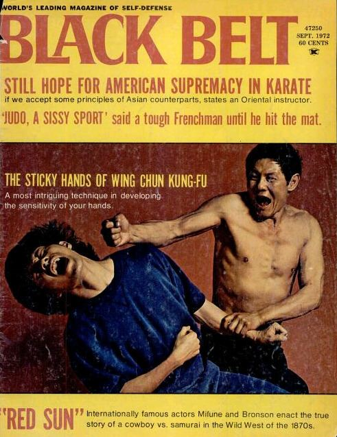 James Yimm Lee Spreading the Gospel of Kung Fu Print Media and the