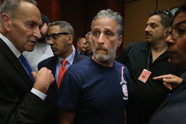 James Zadroga Jon Stewart Appears on Capitol Hill to Support the James