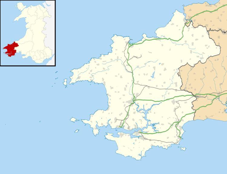 Jameston, Pembrokeshire