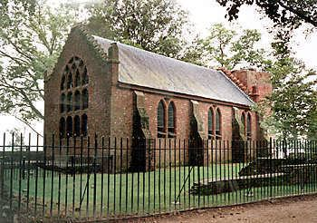 Jamestown Church Jamestown Church Historical Facts and Pictures The History Hub