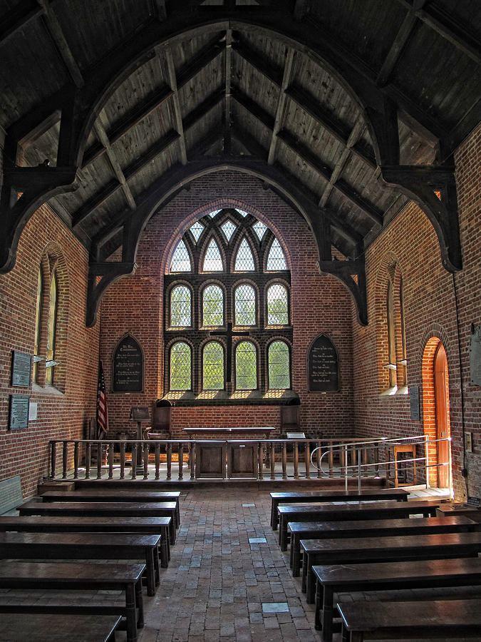 Jamestown Church wwwthehistoryhubcomwpcontentuploads201411J