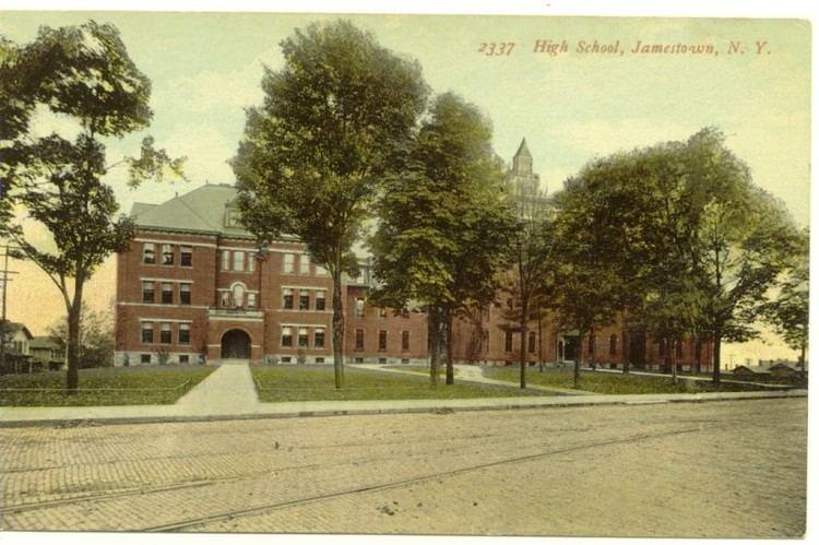 Jamestown High School (New York)