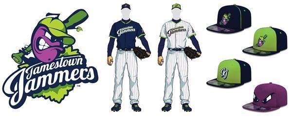 Jamestown Jammers Check out the New Jamestown Jammers logo uniforms and ownership