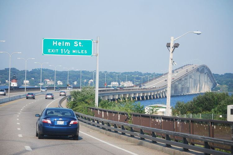 Jamestown Verrazzano Bridge