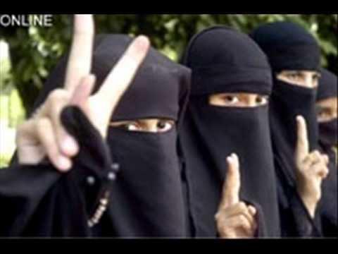 Jamia Hafsa SALAM HO TERI AZMAT PEY JAMIA HAFSA YouTube