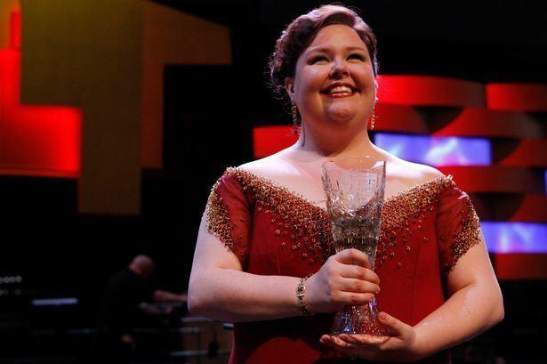 Jamie Barton American mezzosoprano Jamie Barton crowned BBC Cardiff