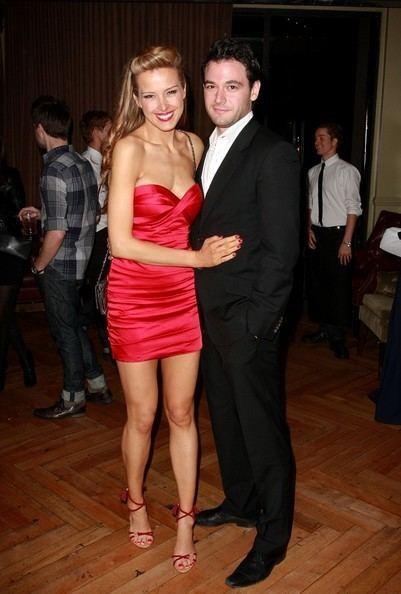 Jamie Belman Petra Nemcova and Jamie Belman Photos DWTS After Party
