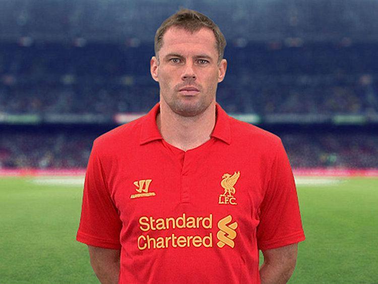 Jamie Carragher Jamie Carragher Player Profile Sky Sports Football