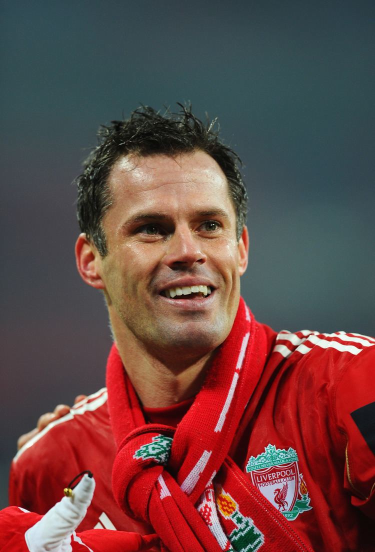 Jamie Carragher Tributes pour in for retiring Liverpool legend Jamie
