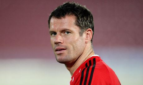 Jamie Carragher Liverpool39s Jamie Carragher to join Sky Sports as a pundit