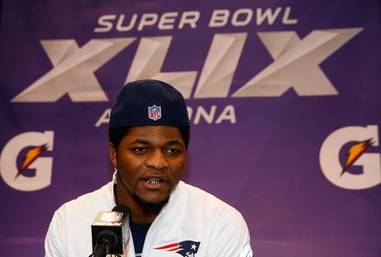 Jamie Collins (American football) Patriots linebacker Jamie Collins lets his play do the
